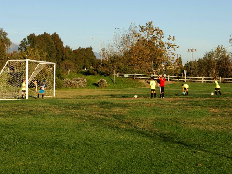 Community Soccer Fields